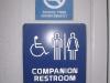 Companion Restroom