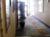 Contemporary Hallway
