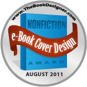 Winner - Best E-Book Cover, August 2011